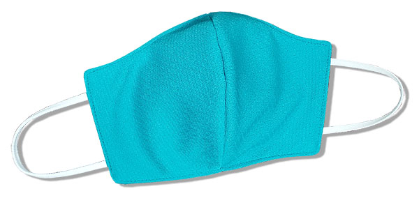Top Quality Face Mask (Light Blue)