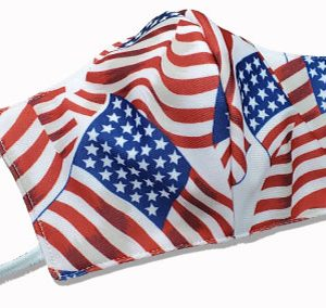 Top Quality Face Mask (USA Flag)